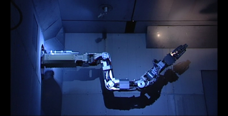 Industrial Automation Featured Image: MDA Corporation's robotic system to inspect a nuclear reactor.